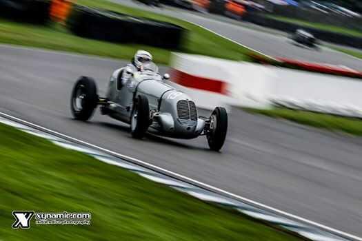 Maserati 6CM Goodwood Calum Lockie