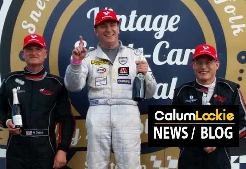 Sponsorship Calum Lockie Motorsports Sponsorship
