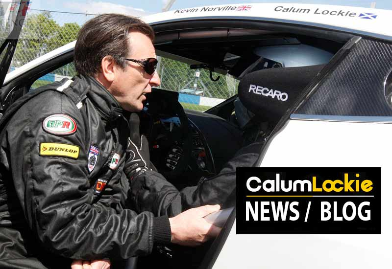 Calum Lockie Race Driver