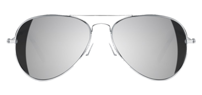 Calum Lockie Driver Coach Mirror Signature Glasses