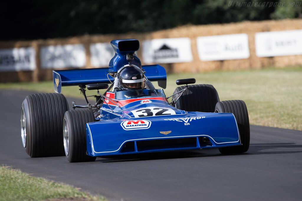 calum lockie chevron b24 aarhus classic race F5000 f1