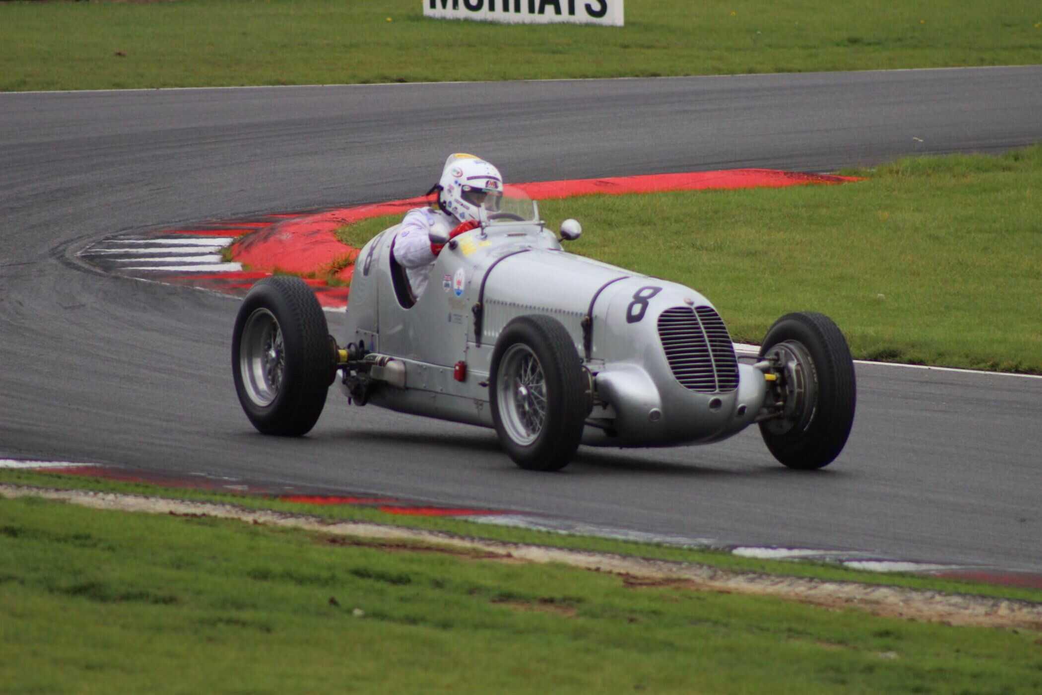 Maserati 6CM Calum Lockie Goodwood