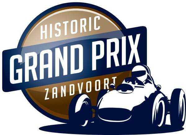 Zandvoort Historic Grand Prix Calum Lockie 2019